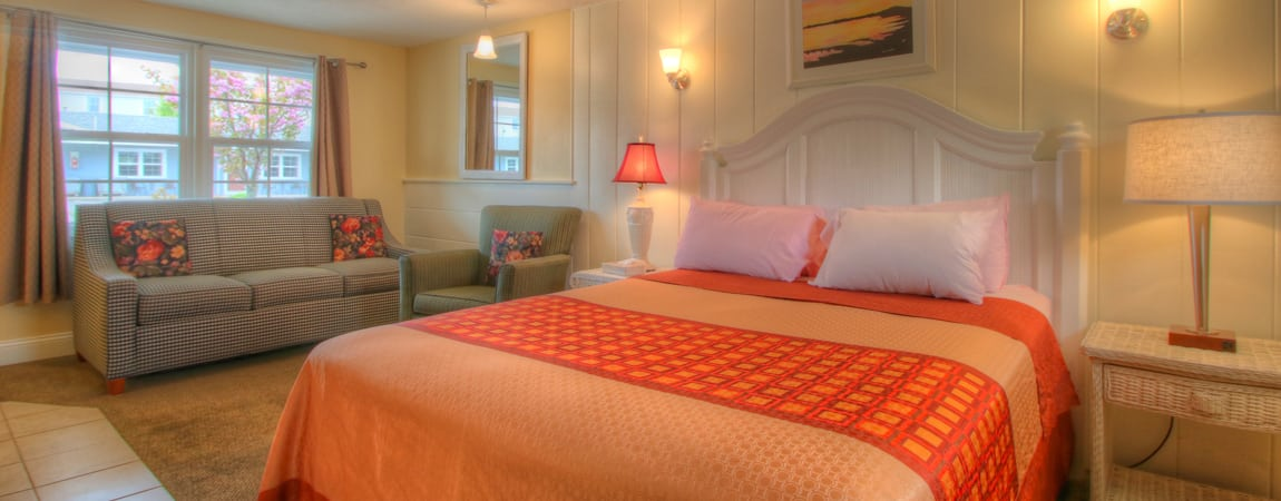 Quality, Clean Guest Rooms & Suites